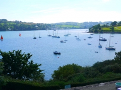 Sailing Glandore West Cork Ireland