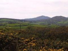 Mount Gabriel in West Cork
