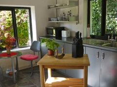 Fullly fitted modern kitchen - Self Catering