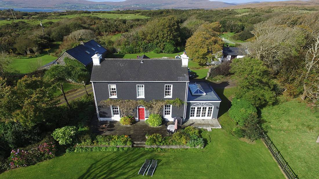mitchells homes wild cottages self ireland letterfrack cottage catering way atlantic holiday connemara