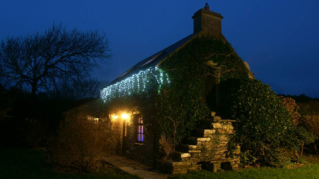 Christmas and Winter self catering